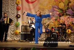 8 марта - поздравление с Международным женским днем Вика Цыганова