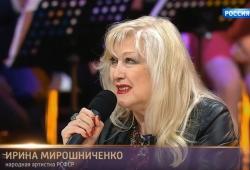 Ирина Мирошниченко -Ток-шоу Андрея Малахова