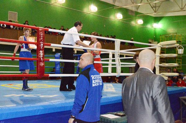 лукинский николай бокс