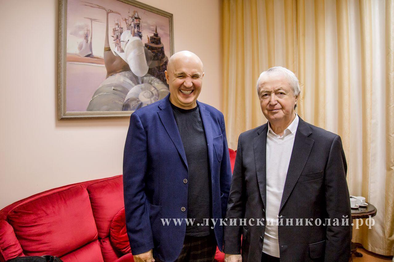 Сольный концерт Лион Измайлов и Лукинский Николай lukinskiynikolay.ru