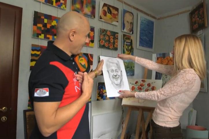 Лукинский Николай -живопись