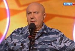 монолог ОХРАННИК -  Лукинский Николай