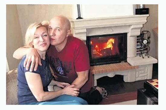 Николай с женой Ириной. Биография. Семья.