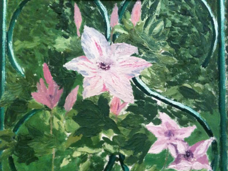 Цветок- автор Лукинский Николай