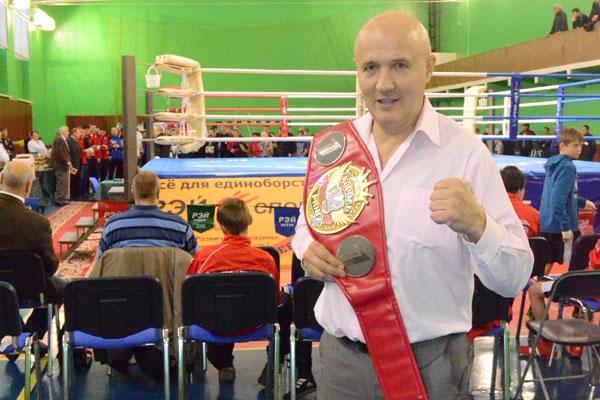 В шестой раз проводилось открытое первенство по боксу
