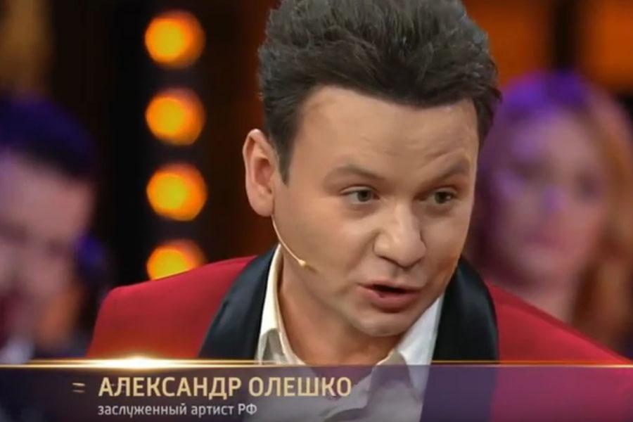 Татьянин день с Лукинским - Александр Олешко